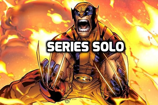 Series Solo X-men